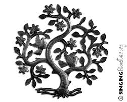 Tree Of Life by Tree Of Life Metal Wall Art Haiti