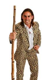 Tony Montana Halloween Costume Highly Seductive Leopard Suit Opposuits Easy Halloween