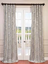 Silver And Red Curtains Best 25 Silk Curtains Ideas On Pinterest Venus Lux French