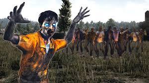 pubg zombie mod zombies mod info pubg battlegrounds youtube