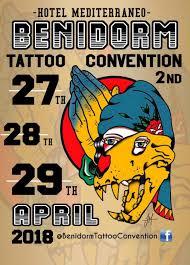 benidorm tattoo convention u2022 april 2018