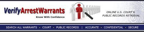 Free Bench Warrants Search - warrant search verifyarrestwarrants com