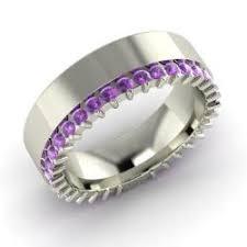 amethyst wedding rings amethyst wedding ring amethyst wedding band diamondere