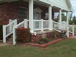 victorian porch stair railing midland vinyl products