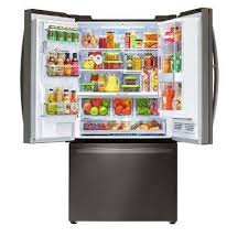 home depot fridge sale black friday 2016 smudge proof french door refrigerators refrigerators the