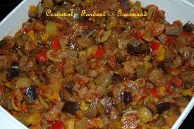 recette de cuisine de nos grand mere caponata sicilienne de ma grand mère croquant fondant gourmand