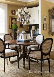 Ballard Design Chairs Tim Gunn S New York Apartment Features Ballard Designs Dining