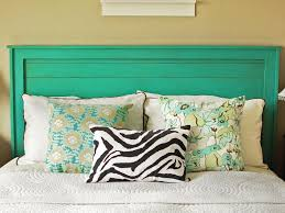 bed headboards diy 6 simple diy headboards hgtv