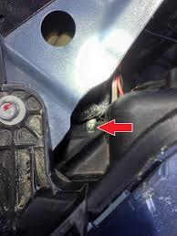lexus is 250 headlights 2006 how do you adjust headlights