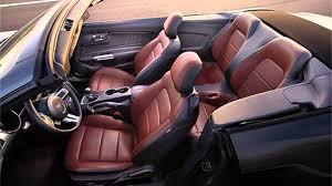 1994 Mustang Gt Interior 2016 Ford Mustang Interior Youtube