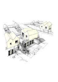 gallery of eco cité la garenne guillaume ramillien architecture