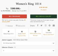 orori jewellery indonesia s jewellery e commerce player orori us 25 mil
