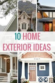 Exterior Design 100 Home Exterior Design Inspiration Nice House Exterior