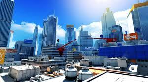 mirrors edge dreamscene live wallpaper city view 2 1080p