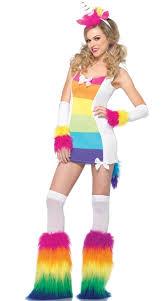 Rainbow Halloween Costume Rainbow Unicorn Halloween Costume Magical Unicorn Costume
