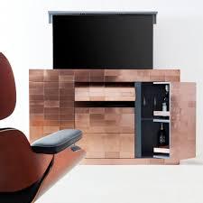 meuble tv pour chambre meuble tv contemporain sur mesure pour chambre d hôtel minibar