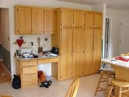 desk home decorating trends homedit kitchen cabinets office