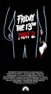 Si E De Venerdì 13 Parte 2 L Assassino Ti Siede Accanto Friday The 13th