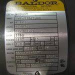3 phase 1 hp baldor motor wiring diagram free on 3 images free