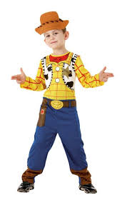 toy story woody costume boys