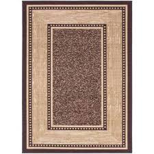 Brown Area Rugs 5 X 7 Brown Area Rugs Rugs The Home Depot