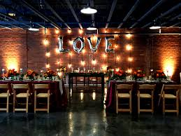 Restaurant String Lights by Wedding Lighting Sacramento Wedding Lighting Uplighting Custom