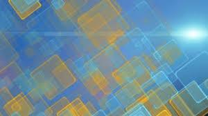 Warm Orange Color Warm Orange Color Motion Background With Animated Squares Light