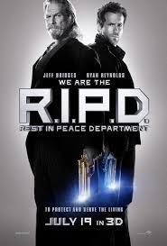R.I.P.D. Departamento De Policia Mortal