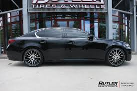 lexus gs on rims lexus gs with 20in tsw chicane wheels exclusively from butler