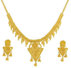 gold set in pakistan gold designs gold necklace available for sale