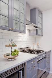 Where Can I Buy Kitchen Cabinets Kitchen Blue Pattern Moroccan Backsplash Tile Ceramic Material