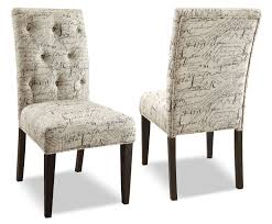 brisbane script dining chair u2013 set of 2 products dining chairs
