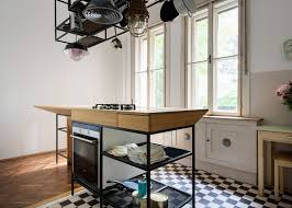 1930s Kitchen 1930s Renovated Apartment In Vienna