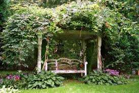 English Garden Pergola by Green Girly English Gardens