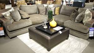 Oversized Sectional Sofa Fontaine Sectional Sofa So Comfy With 27