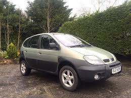 jeep renault 2000 renault scenic rx4 2 0 4x4 jeep full years mot in