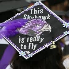 caps for graduation commencement 2016 hats news media stonehill college