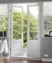 Single Patio Door A Single Door From Kitchen To Deck