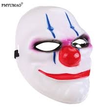 payday 2 halloween masks popular payday cosplay mask buy cheap payday cosplay mask lots