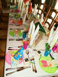 table enfant mariage table des enfants pour mariage avec des bonbons thème jamaîque