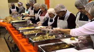 thanksgiving charity rockford rescue mission thanksgiving dinner 2013 youtube
