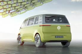 volkswagen van back confirmed new volkswagen microbus headed to production motor trend