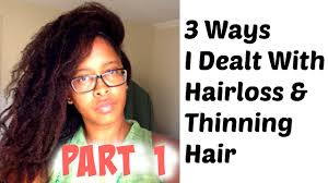 Vitamin Deficiency And Hair Loss Hair Loss Part 1 How I Dealt With Regrowth Causes Solutions