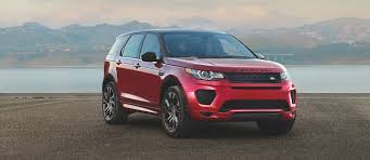 land rover discovery sport red current offers lease and financing land rover canada