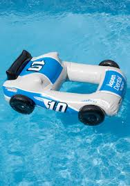 Danica Patrick NASCAR Pool Float