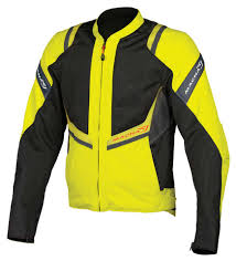discount motorcycle clothing macna flare textile jackets black yellow men s clothing macna
