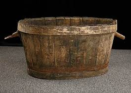 34 best wooden buckets and such images on pinterest primitive
