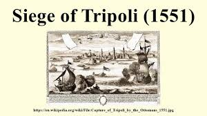 Ottomans Wiki by Siege Of Tripoli 1551 Youtube