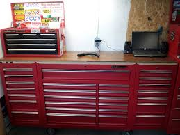 Milwaukee Cabinet Milwaukee 46 In Vs Husky 52 In Toolbox Which Would You Choose