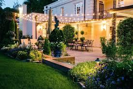 Diy Patio Lights Outstanding Backyard String Lights Design Of Patio Lights String